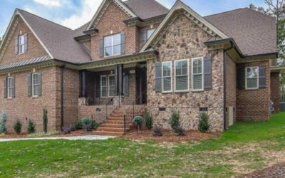 Custom Built Home in Clayton North Carolina